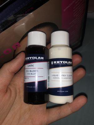 Kryolan supracolor kit for Sale in Phoenix, AZ