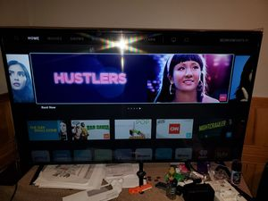 Visio 50 inch 4k smart tv for Sale in South Waverly, PA