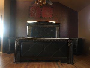 King Size Bed Frame for Sale in PUEBLO DEP AC, CO