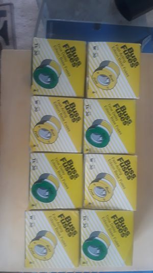30. BOXES ELECTRIC 30 AMPS. FUSES for Sale in Trinity, FL
