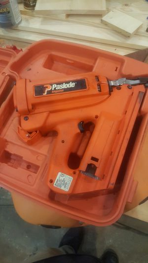 Paslode framing nail gun for parts only for Sale in Lake Shore, MD