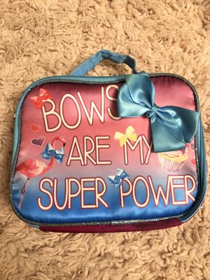 JoJo Bows lunch pack for Sale in Los Angeles, CA