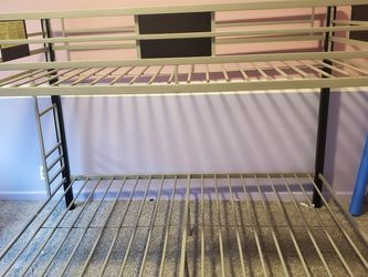 Twin/Full Size Bunk Bed Frame for Sale in Emeryville,  CA