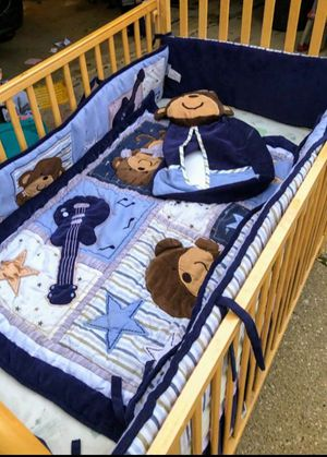 Baby crib bed for Sale in Bloomingdale, IL
