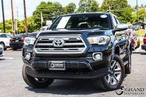 2017 Toyota Tacoma for Sale in Marietta, GA