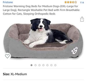 Dog Bed and Nail Clipper for Sale in Bremerton, WA