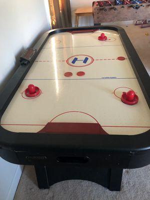 Harvard air hockey table for Sale in Yorktown, VA