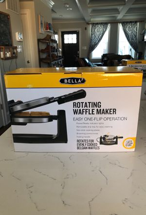 Brand new never open Bella waffle maker for Sale in Washington, DC