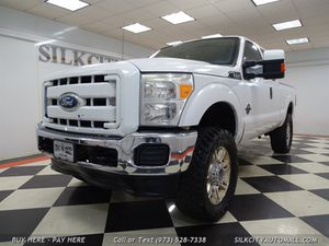 2011 Ford F-250 Super Duty XLT DIESEL Texas Truck NO RUST! for Sale in Paterson, NJ