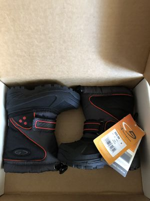 Champion Kid's/Toddler Snow Boots - Size 6 for Sale in Denver, CO