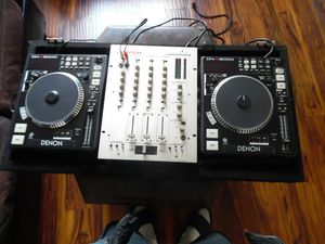 Dj equipment for sale very cheep for Sale in Los Angeles, CA