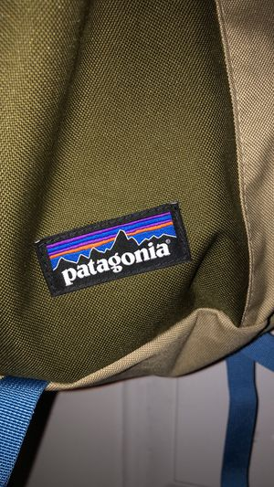 Patagonia back pack almost new for Sale in New Britain, CT