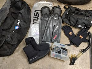 Scuba diving set! for Sale in Tualatin, OR