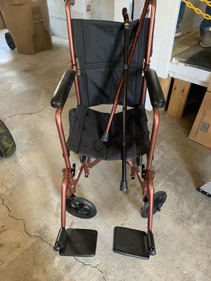 Drive Titanium Transfer Chair for Sale in West Seneca, NY