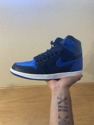Jordan 1 OG Royal Toe 2017 size 11 for Sale in Elk Grove, CA