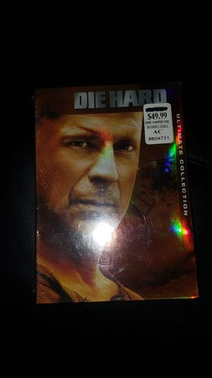 BRAND NEW DIE HARD 8 DVD for Sale in Waldorf, MD