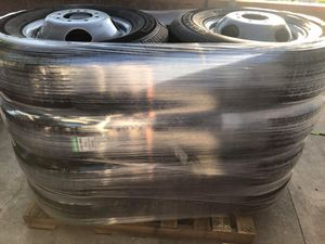 Brand New Trailer Tires and Rims - ST235/80R16 Load Range E/10PR for Sale in Westminster, CA