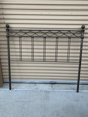 Bed frame and headboard for Sale in San Diego, CA