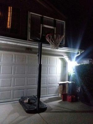 Basketball hoop for Sale in West Jordan, UT