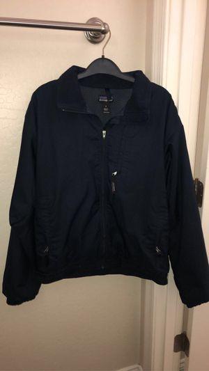 Men's Navy Patagonia Jacket/Windbreaker for Sale in Chandler, AZ