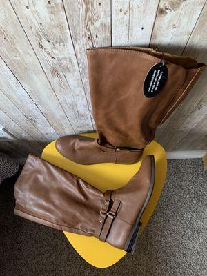 Brown Boots 9M for Sale in El Cajon, CA