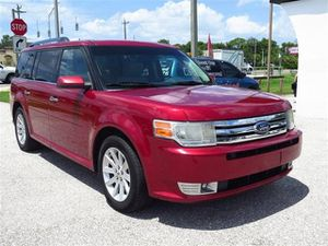 2009 FORD FLEX SEL CROSSOVER for Sale in North Fort Myers, FL