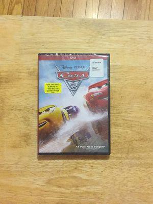 Cars 3 DVD movie for Sale in Miami Shores, FL