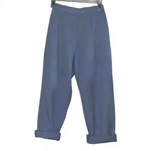 Blue pegged pants with pockets size s for Sale in Silver Spring, MD