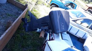 Force 125 outboard motor with/without free boat! for Sale in Granite Falls, WA