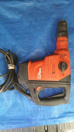 """$650... Hilti TE 60-ATC-AVR 1-9/16″ SDS Max Rotary Hammer Drill – """"Combihammer"""" for Sale in Evergreen,  CO"""