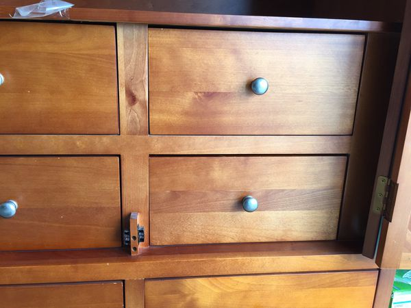 Cherry Hill Armoire, Solid cherry wood, never used