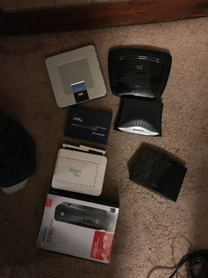 Modems and routers for Sale in Birmingham, AL