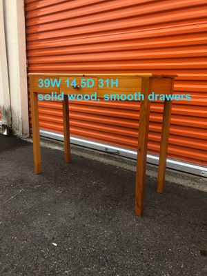 Table desk stand GreenwoodSeattle for Sale in Seattle, WA