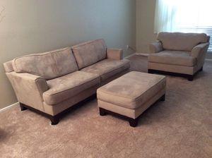 Sleeper sofa, loveseat, ottoman for Sale in Scottsdale, AZ