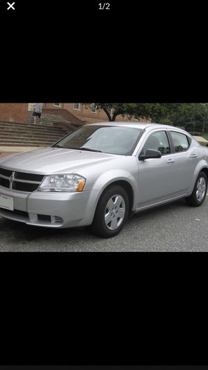 Silver 2013 Dodge Avenger SXT for Sale in Lake Wylie, SC