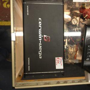 Cerwin Vega 1200 Watt 5ch Amp for Sale in Quakertown, PA