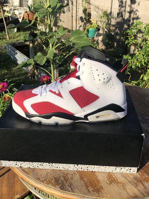 Jordan retro 6 for Sale in Phoenix, AZ