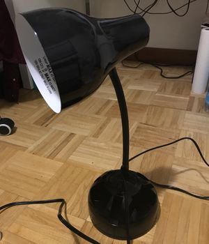 Desk Lamp with organizer and power outlet for Sale in Boston, MA