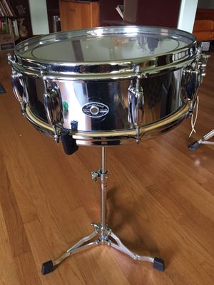 Slingerland 1970s Chrome Snare Drum for Sale in Tacoma, WA