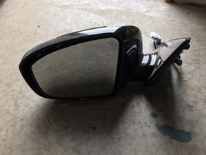 Infiniti EX35 EX37 Left Side Mirror With Camera for Sale in Battle Ground, WA
