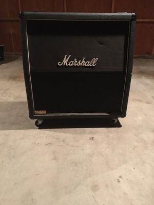 Vintage Marshall 412 Cabinet for Sale in Pasadena, CA