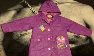 Girls rain coat and boots for Sale in Selma, CA
