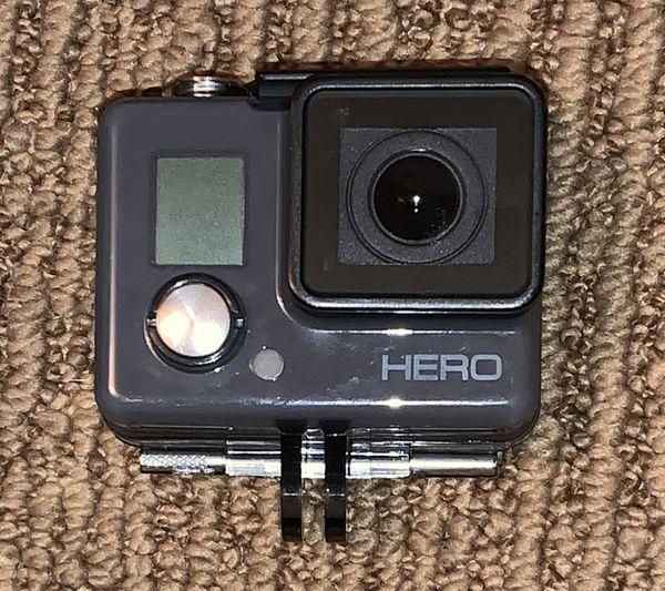 Go Pro Hero (pending)