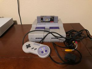 Super Nintendo for Sale in Clovis, CA