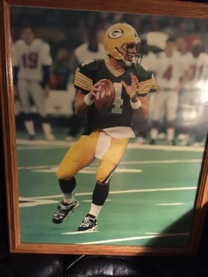 Bret Favre action photo for Sale in Taycheedah, WI