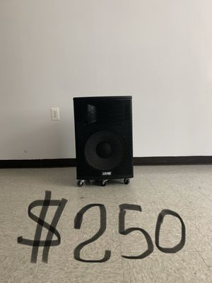 speakers not amplifier for Sale in New York, NY