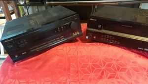 Pioneer Digital Signal Processor / audio video multi-channel receiver for Sale in San Antonio, TX