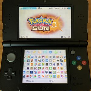Nintendo 3ds Mario Black Friday Edition Comes With 300+ Games for Sale in Newport Beach, CA