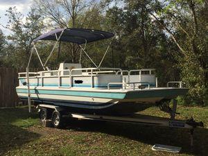 Hurricane 22' Fun Deck! With Trailer! for Sale in Zephyrhills, FL
