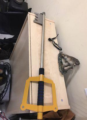 Kingdom hearts key blade for Sale in Beltsville, MD